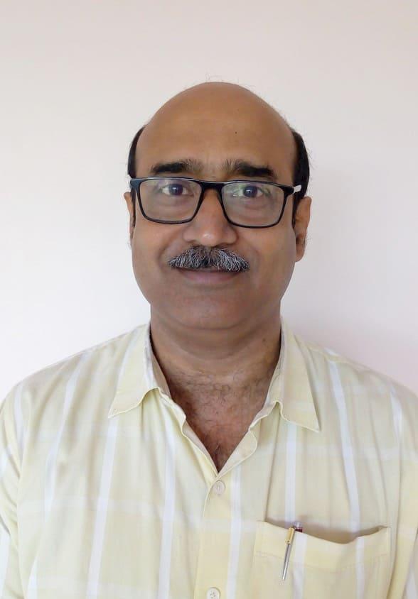 Dr. Parthasarathi Mukhopadhyay